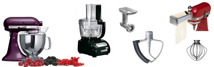 Mixers & Processors