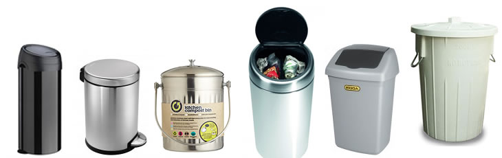 Refuse & Recycling Bins