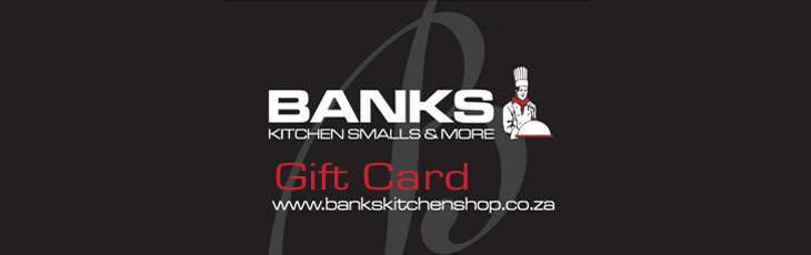 Banks Gift Card