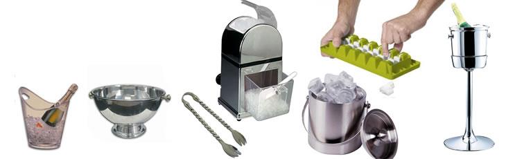 Ice Tools & Buckets