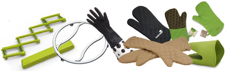 Gloves, Potholders & Trivets