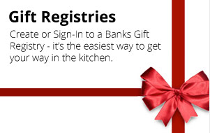 Open a gift registry today