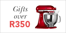 Gifts R350 and more