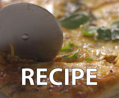 Recipe: 4 Ways to Create Homemade Pizza in 4 Eetrite Trays