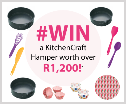 Competition: WIN a KitchenCraft Baking Hamper!
