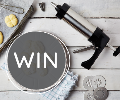 Competition: WIN an Eetrite Biscuit & Icing Set
