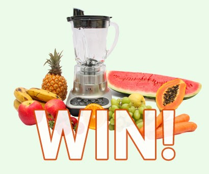 Competition: WIN an HSO Powerblender!