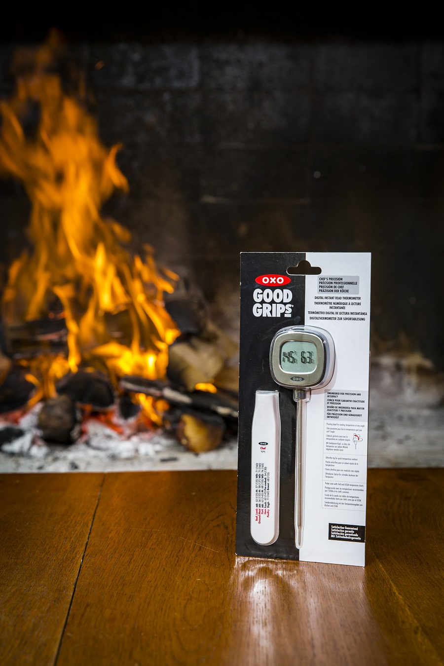 OXO Good Grips Digital Instant Read Thermometer